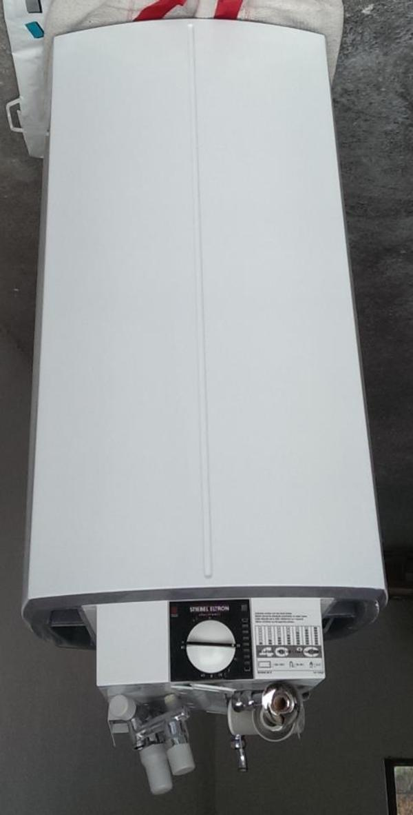 stiebel eltron 80l boiler in lautertal elektro heizungen wasserinstallationen kaufen und. Black Bedroom Furniture Sets. Home Design Ideas