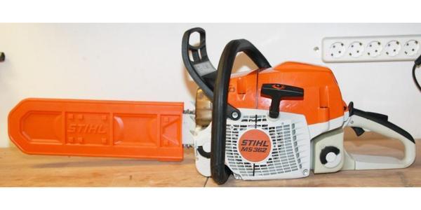 stihl motors ge ms 362 vollprofi s ge top zustand in m nchen ger te maschinen kaufen und. Black Bedroom Furniture Sets. Home Design Ideas