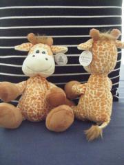 Stofftiere Giraffe