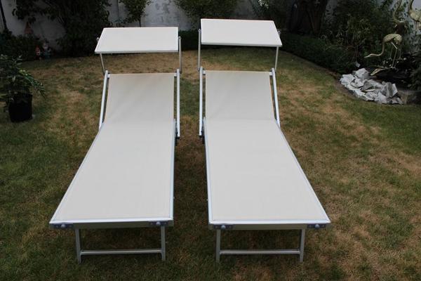 strandliegen sonnenliegen gartenliegen in n rnberg gartenm bel kaufen und verkaufen ber. Black Bedroom Furniture Sets. Home Design Ideas