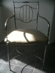 Stuhl, Einzelstück, robust