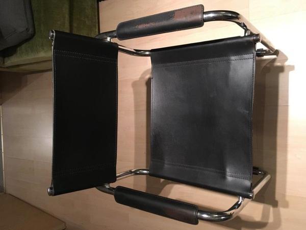 freischwinger kaufen gebraucht und g nstig. Black Bedroom Furniture Sets. Home Design Ideas