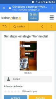 suche wohnmobil