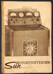 SUN Motortester 200,