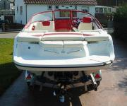 Super Sportboot mit