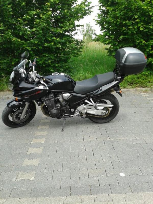 suzuki bandit 1200 s in gaggenau motorrad roller teile kaufen und verkaufen ber private. Black Bedroom Furniture Sets. Home Design Ideas