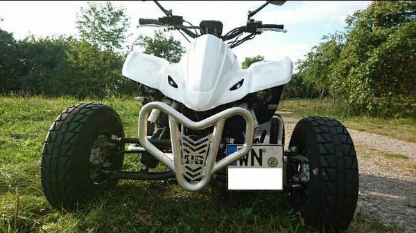 suzuki ltz400 in korb motorrad roller teile kaufen und verkaufen ber private kleinanzeigen. Black Bedroom Furniture Sets. Home Design Ideas