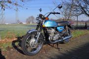 Suzuki T500 Oldtimer-