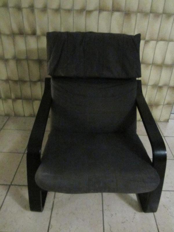swingsessel zu verschenken schwarz st hle korbsesel handtuchhalter gardarobe. Black Bedroom Furniture Sets. Home Design Ideas