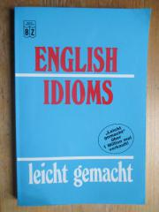 SYNONYME LEICHTGEMACHT - ENGLISH