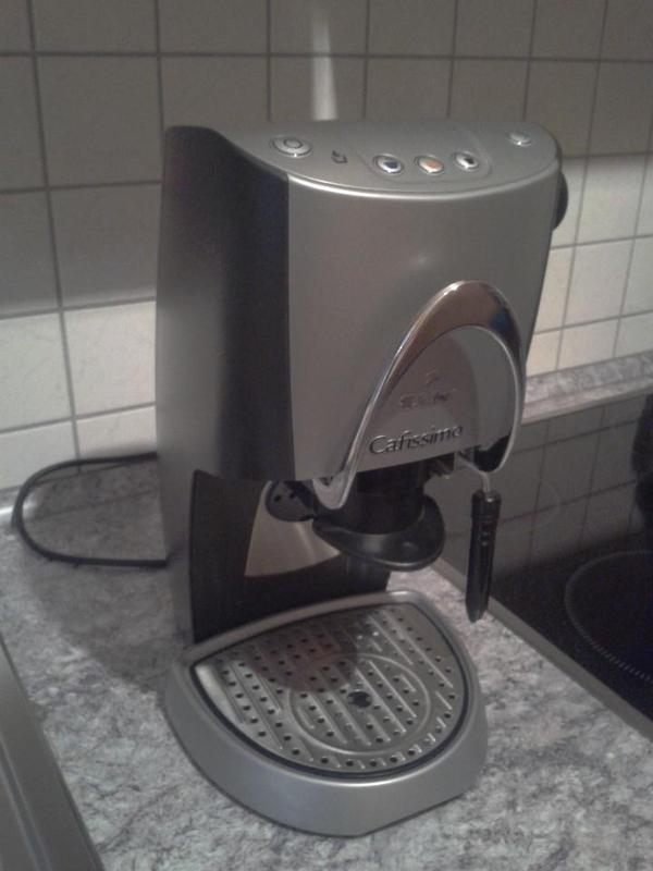 tchibo cafissimo kapsel kaffeemaschine in n rnberg kaffee espressomaschinen kaufen und. Black Bedroom Furniture Sets. Home Design Ideas