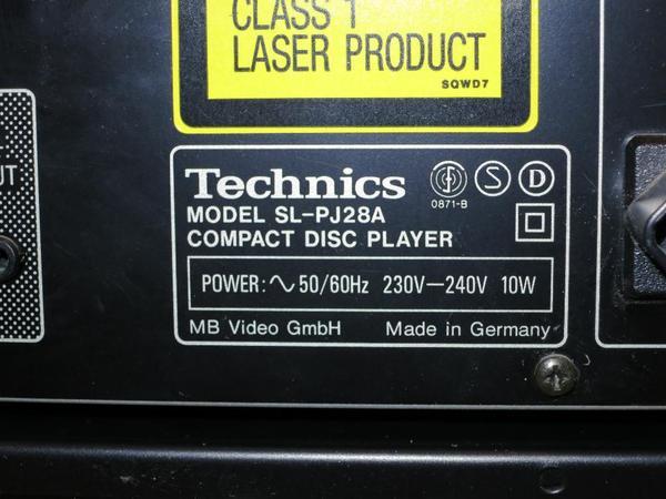 technics hifi anlage mit verst rker tuner cd player und boxen kleinanzeigen aus h henkirchen. Black Bedroom Furniture Sets. Home Design Ideas
