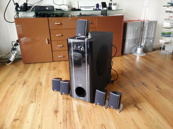 teufel concept e 400 digital 39 5 1 set 39 inkl dekoder und. Black Bedroom Furniture Sets. Home Design Ideas