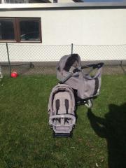 Teutonia Kinderwagen mit