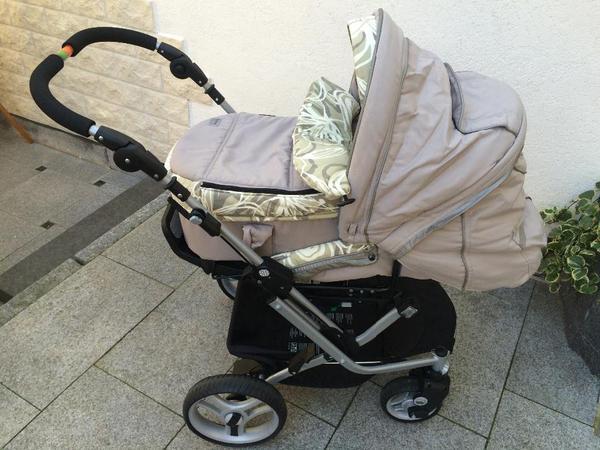teutonia mistral s 2012 in mainz kinderwagen kaufen und. Black Bedroom Furniture Sets. Home Design Ideas