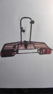 Thule Auto Kupplungsträger