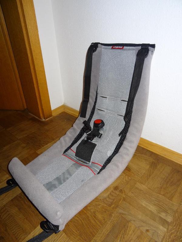 thule babysitz f r fahrradanh nger. Black Bedroom Furniture Sets. Home Design Ideas