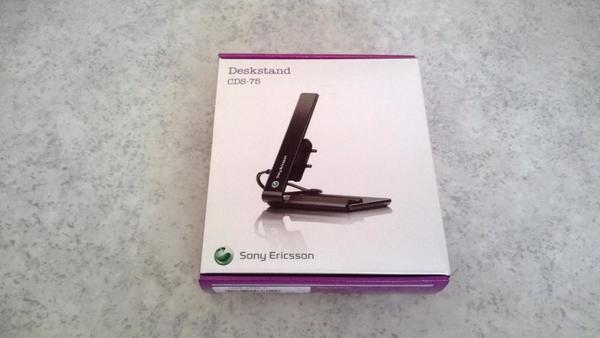 Tischladestation Sony Ericsson » Zubehör Handys