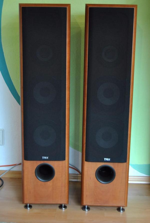 tma zentaurus tonsil maestro s hifi standlautsprecher 300 watt in reutlingen boxen. Black Bedroom Furniture Sets. Home Design Ideas