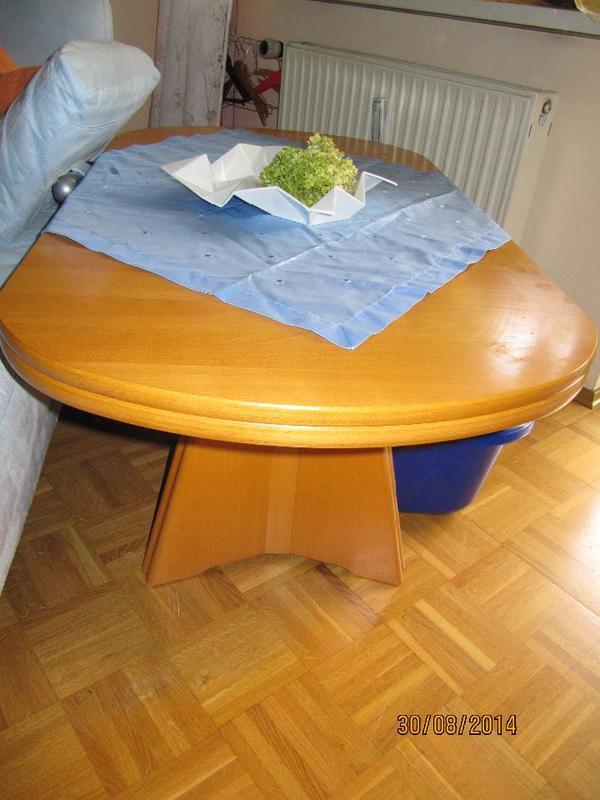 couchtisch ausziehbar neu und gebraucht kaufen bei. Black Bedroom Furniture Sets. Home Design Ideas