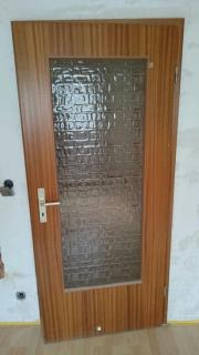 Türblätter in Mahagoni