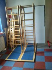 klettergeruest mit rutsche kinder baby spielzeug. Black Bedroom Furniture Sets. Home Design Ideas