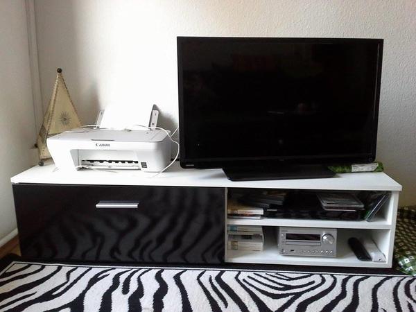 TV Schrank  HiFi Board  Multimedia Regal  NEU !!! in  ~ Quoka Tv Schrank