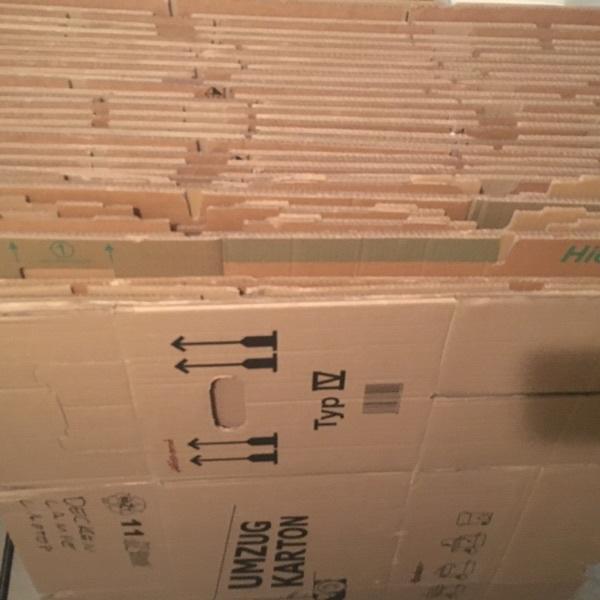 umzugkartons und polsterfolie in t bingen umzugskartons verpackung kaufen und verkaufen ber. Black Bedroom Furniture Sets. Home Design Ideas