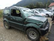 Unfallauto Suzuki Jimny