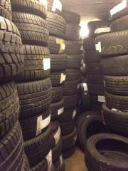Used Tyres Gebrauchte