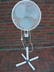 Ventilator Standventilator-weiß