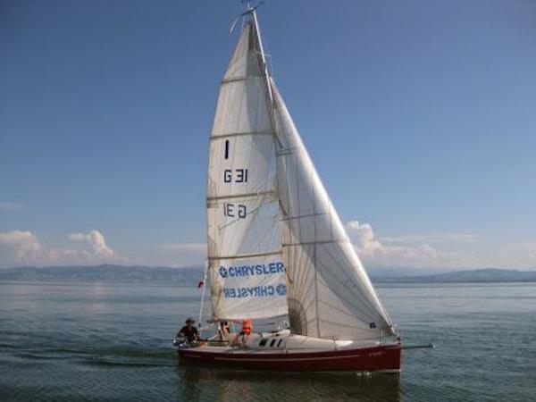 Verkaufe wunderschöne, sportliches » Segelboote