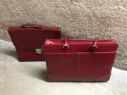 Verschiedene Koffer und