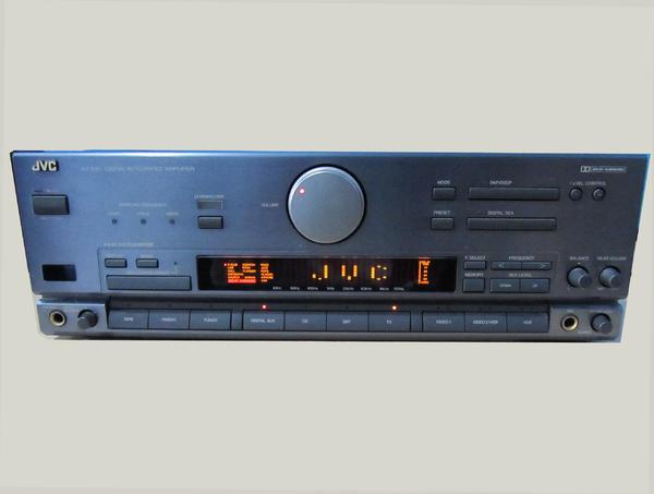 verst rker jvc ax e95 digital processing amplifier in. Black Bedroom Furniture Sets. Home Design Ideas