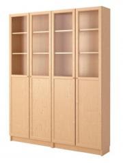 billy vitrine haushalt m bel gebraucht und neu kaufen. Black Bedroom Furniture Sets. Home Design Ideas