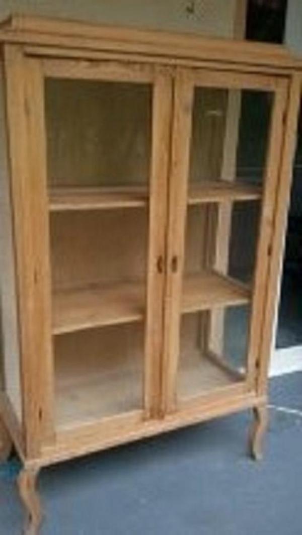 antik vitrinen neu und gebraucht kaufen bei. Black Bedroom Furniture Sets. Home Design Ideas