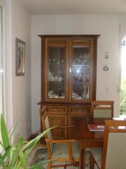 vitrine kirschbaum haushalt m bel gebraucht und neu kaufen. Black Bedroom Furniture Sets. Home Design Ideas