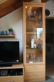 vitrine buche in m nchen haushalt m bel gebraucht und neu kaufen. Black Bedroom Furniture Sets. Home Design Ideas