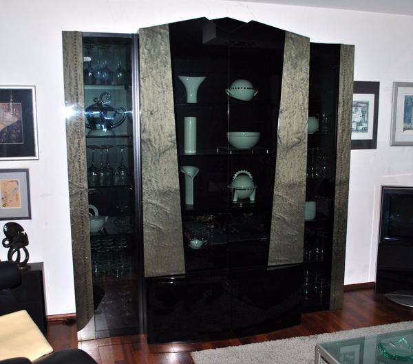 italienische hochglanz neu und gebraucht kaufen bei. Black Bedroom Furniture Sets. Home Design Ideas