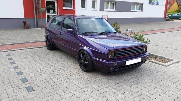 voiture volkswagen golf 2 gti g60 16v turbo occasion de 1993 pour 2250. Black Bedroom Furniture Sets. Home Design Ideas