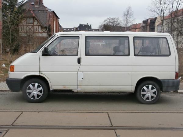 vw bus t4 diesel t v in zwickau vw bus multivan caravelle kaufen und verkaufen ber. Black Bedroom Furniture Sets. Home Design Ideas