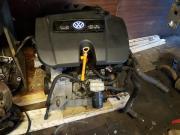VW Motor golf
