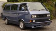 VW T3 Blue