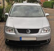 VW Touran, Highline,