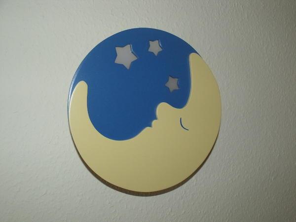 Blau stern neu und gebraucht kaufen bei - Wandleuchte baby ...