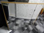 Wandspiegel dreiteilig Eiche