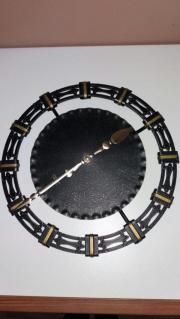 Uhren in schw bisch gm nd g nstig kaufen - Rustikale wanduhr ...