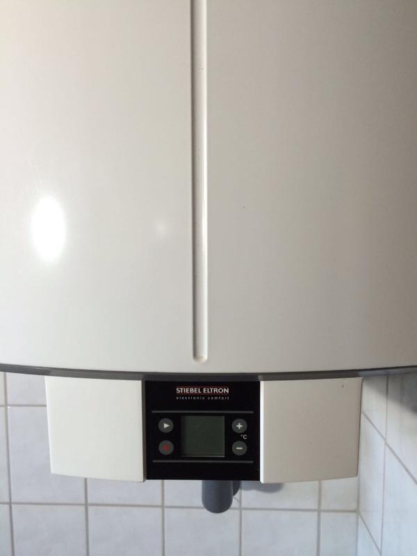warmwasserspeicher shz 80 lcd stiebel eltron in wernau elektro heizungen. Black Bedroom Furniture Sets. Home Design Ideas