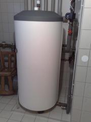 Warmwasserstandspeicher SHW 300S