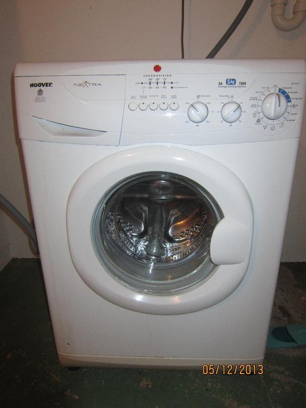 waschmachine hoover nextra in sauldorf waschmaschinen kaufen und verkaufen ber private. Black Bedroom Furniture Sets. Home Design Ideas
